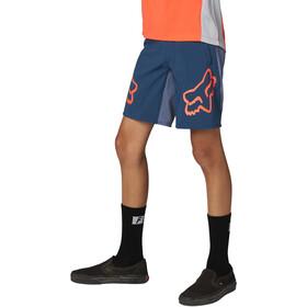 Fox Defend Shorts Jugend dark indigo